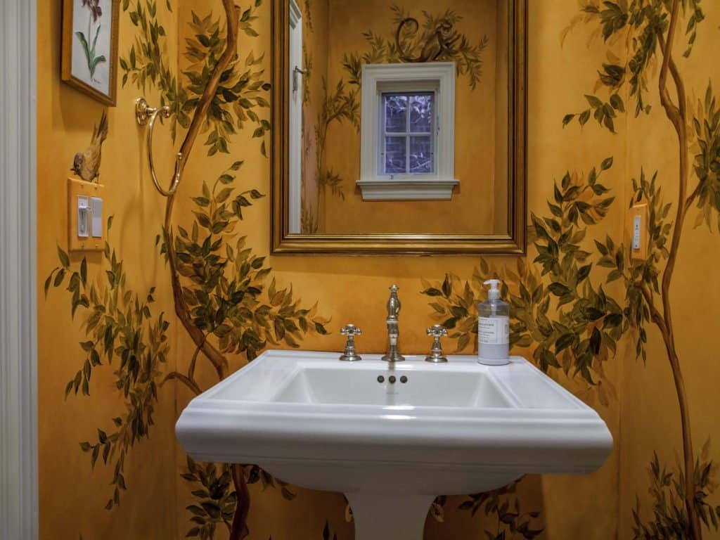 Interior Design Bathroom in Greenwich Connecticut